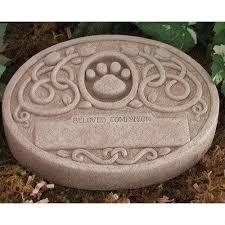 pet memorial garden stones floral pet memorial garden gc 5038 37 00sympathy gift