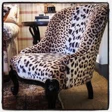 Leopard Armchair Cheetah Print Chairs Foter