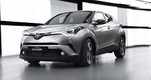 suv toyota new toyota c hr gets 1 2l turbo 2 0l and 1 8l hybrid powertrains