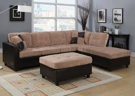Reversible Sectional Sofa by Milano Reversible Sectional Sofa By Acme