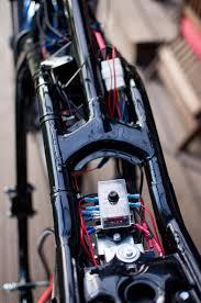 conversion ehonda electric motorcycle
