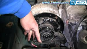 how to install replace blower motor heater ac fan ford explorer