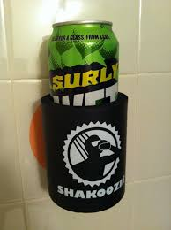 shower koozie shakoolie shower holder craftbeertime