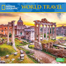 National geographic world travel 2019 calendar shop national