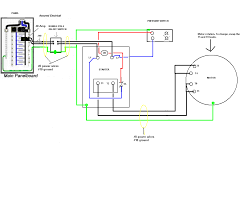pressure switch wiring diagram air compressor on throughout