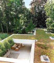 dream house green roof design ideas with indoor outdoor living