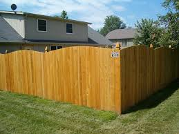 imperial fence wood privacy fence