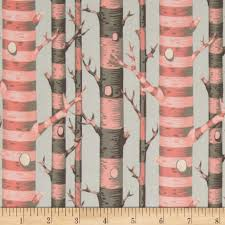 tula pink bumble forest stripe sorbet from fabricdotcom designed