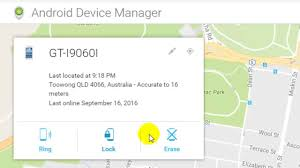 how to wipe an android phone how to erase data from your stolen or lost android phone using