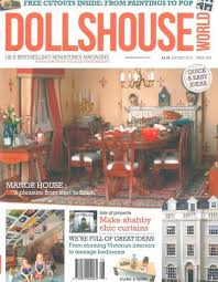 dolls house world magazine subscription