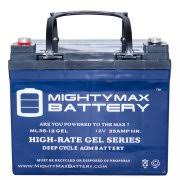 Jazzy Power Chair Battery Replacement Wheelchair Batteries