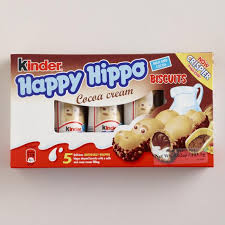 happy hippo candy where to buy kinder happy hippo cocoa biscuits set of 5 world market