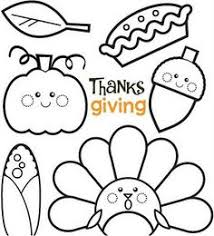 free printable thanksgiving coloring pages crafts pinterest