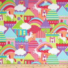 a magical world where dreams come true this fabric is perfect