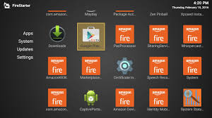 how to install the google play store on the fire tv 2 running fire