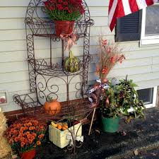 Fall Patio Decorating In The Fall U2013 40 Ideas For Autumn Atmosphere Outdoors