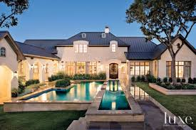 transitional house style transitional austin home with a french country style aesthetic