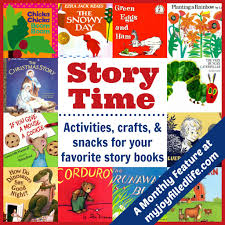 the christmas story story time activities my joy filled life
