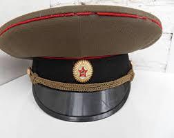 Soviet Halloween Costume Soviet Hat Etsy