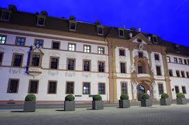 siege baroque siège baroque de gouvernement de thuringe image stock image du