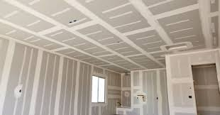 How To Build A Tray Ceiling How To Finish Drywall Joints Bob Vila