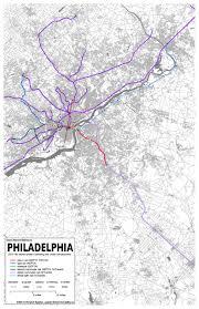 Septa Rail Map 7 Philadelphia U2013 Camden Intermodality
