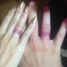 Wedding Ring Tattoo Ideas 29 Best Ring Tattoos Images On Pinterest Tattoo Rings Wedding