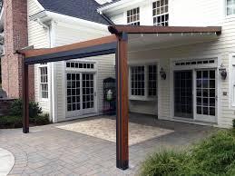 innovative retractable pergola shade u2014 all home design ideas