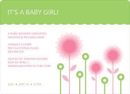 spirograph flower baby shower invitation paper culture