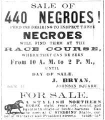 history of black friday slavery 440 negroes for sale black history pinterest history