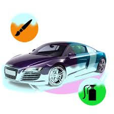 paint cars android apps on google play