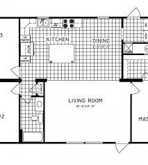 3 bedroom floor plans 2 bedroom floorplans modular and manufactured homes in ar