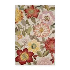 Flower Area Rugs by Buy Nourison Fantasy Rug Area Rugs From Bed Bath U0026 Beyond