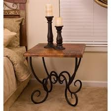wrought iron end tables wrought iron end tables for the living room artisan crafted iron