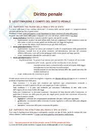 dispense diritto penale riassunto esame diritto penale prof libro consigliato