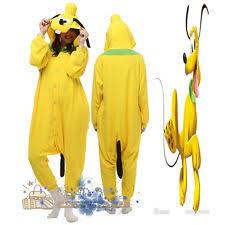 disney pluto costume ebay