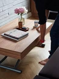 adjustable coffee dining table diy furniture pinterest