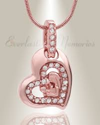 cremation necklaces gold cherish cremation jewelry and heart urn pendants