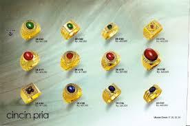model2 cincin zhulian perhiasan berlapis emas koleksi perhiasan berlapis emas