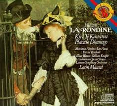 Home Elements Rondine by Giacomo Puccini Lorin Maazel London Symphony Orchestra