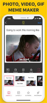 Custom Meme Maker - meme generator memes creator on the app store