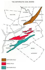 Reading Pennsylvania Map by Pennsylvania Lattimer Massacre Project