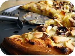 jeux de cuisine de pizza au chocolat ma pizza creme d amandes poires et chocolat ou ma participation au