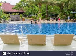 july 15 2017 swimming pool at villa escudero laguna philippines
