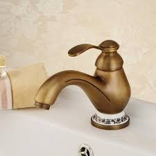 Cheap Bronze Bathroom Faucets by Popular Bronze Bathroom Faucet Antique Buy Cheap Bronze Bathroom
