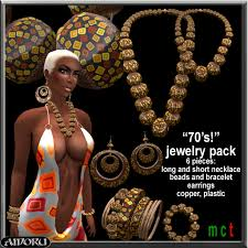 70 s earrings second marketplace aidoru 70s style jewelry pack
