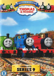 thomas u0026 friends series 9