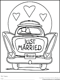 printable coloring pages wedding wedding coloring page fotosbydavid com