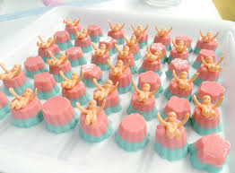 plastic babies for baby shower baby shower jello the jello mold