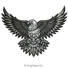 us national symbol u2013 american bald eagle tattoo design